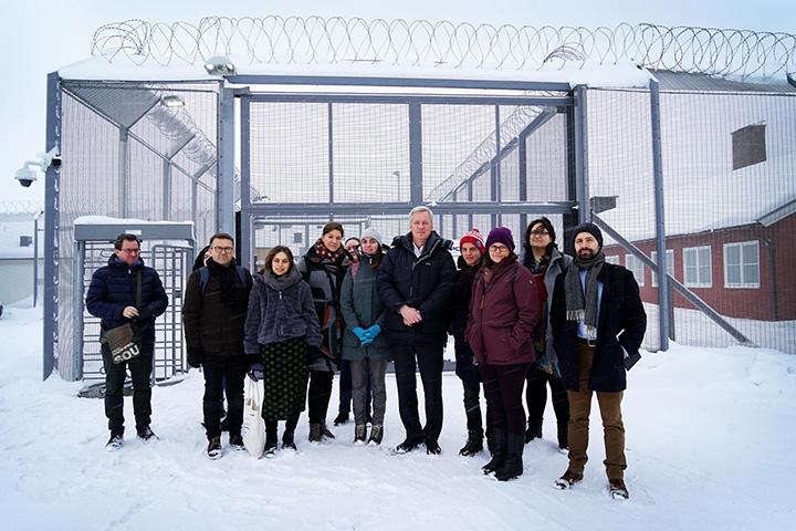 Поездка в закрытые учреждения в Швеции и Норвегии