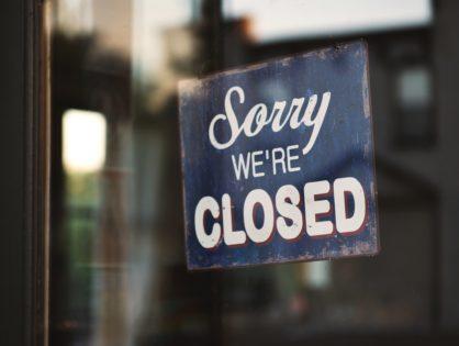 Офис закрыт на период карантина