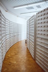 Работа архивов